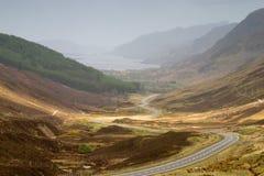 scottish ландшафта Стоковые Изображения RF