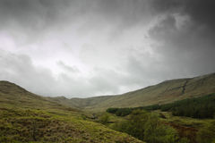 scottish ландшафта Стоковое фото RF