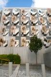 scottish парламента Стоковые Фотографии RF