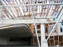 scottish парламента Стоковая Фотография