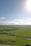 scottish сельской местности Стоковое фото RF