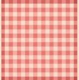 scottish ткани красный Стоковая Фотография