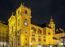 Scottish Abbey, Vienna Stock Photos