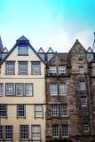 Scottish architecture close up Stock Photos
