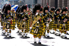 Scottish Bagpipe Band