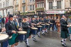 Scottish Band Royalty Free Stock Photos