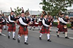 Scottish band Royalty Free Stock Images