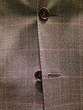 Scottish brown classic corporate suit dress. The men wearing suits normally work for corporates Royalty Free Stock Photo