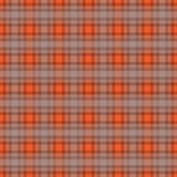 Scottish cage abstract textile seamless background vector illustration