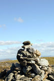 Scottish cairn Stock Images