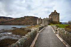 Scottish Castle Royalty Free Stock Image