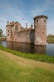 The scottish castle Royalty Free Stock Image