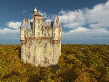 Scottish castle Royalty Free Stock Photo