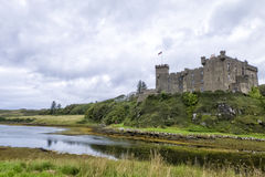 Scottish castle. A Scottish castle in the north of the country Stock Photography