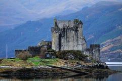 A Scottish castle. Royalty Free Stock Photo