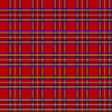 Scottish cell, seamless ornament,pattern. Royalty Free Stock Photography