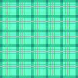 Scottish cell, seamless, vector pattern Stock Photo