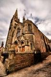 Scottish Church - HDR Stock Image