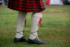 Scottish clan. Stock Photos