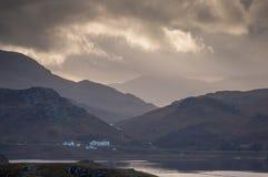 Scottish Coastal features Royalty Free Stock Photo