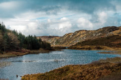Scottish Coastal features Royalty Free Stock Photography