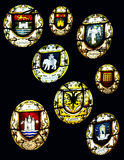 Scottish Coat of Arms Royalty Free Stock Photography