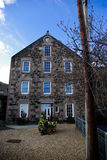 Scottish Converted Millhouse. Converted millhouse in Tillicoultry Scotland Stock Photo