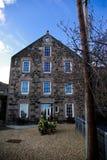 Scottish Converted Millhouse Stock Photo