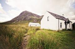 Scottish cottage Stock Photography