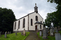 Scottish country church, Perthshire, Scotland Stock Photography