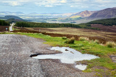 The Scottish Countryside Royalty Free Stock Images