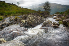 Scottish creek Stock Photos