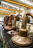 Scottish distillery whisky trail speyside scotland Royalty Free Stock Photo