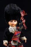 Scottish doll Stock Photography