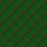 Scottish fabric Royalty Free Stock Photography
