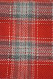 Scottish fabric Stock Photos