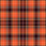 Scottish fabric pattern and plaid tartan,  geometric check. Scottish fabric pattern and plaid tartan texture for background,  geometric check stock illustration