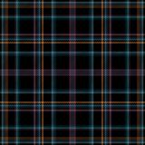 Scottish fabric pattern and plaid tartan,  seamless check. Scottish fabric pattern and plaid tartan texture for background,  seamless check stock illustration