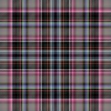 Scottish fabric pattern and plaid tartan,  square geometric. Scottish fabric pattern and plaid tartan texture for background,  square geometric royalty free illustration
