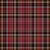 Scottish fabric pattern and plaid tartan, stripe check. Scottish fabric pattern and plaid tartan texture for background, stripe check stock illustration