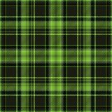 Scottish fabric pattern and plaid tartan,  textile check. Scottish fabric pattern and plaid tartan texture for background,  textile check stock illustration