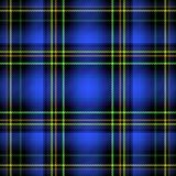 Scottish fabric pattern and plaid tartan, textile design. Scottish fabric pattern and plaid tartan texture for background, textile design royalty free illustration