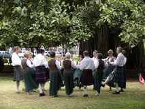Scottish Festival Stock Photography