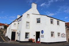 Scottish Fisheries Museum Anstruther Fife Scotland Royalty Free Stock Photography
