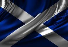 Scottish flag Royalty Free Stock Images