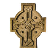 Scottish Grave Marker Stock Image