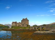 Scottish Highland Castle 04 Royalty Free Stock Image