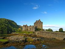 Scottish Highland Castle 07 Stock Photography