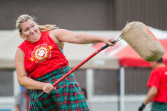 Scottish highland games Royalty Free Stock Photography