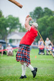 Scottish highland games Stock Images